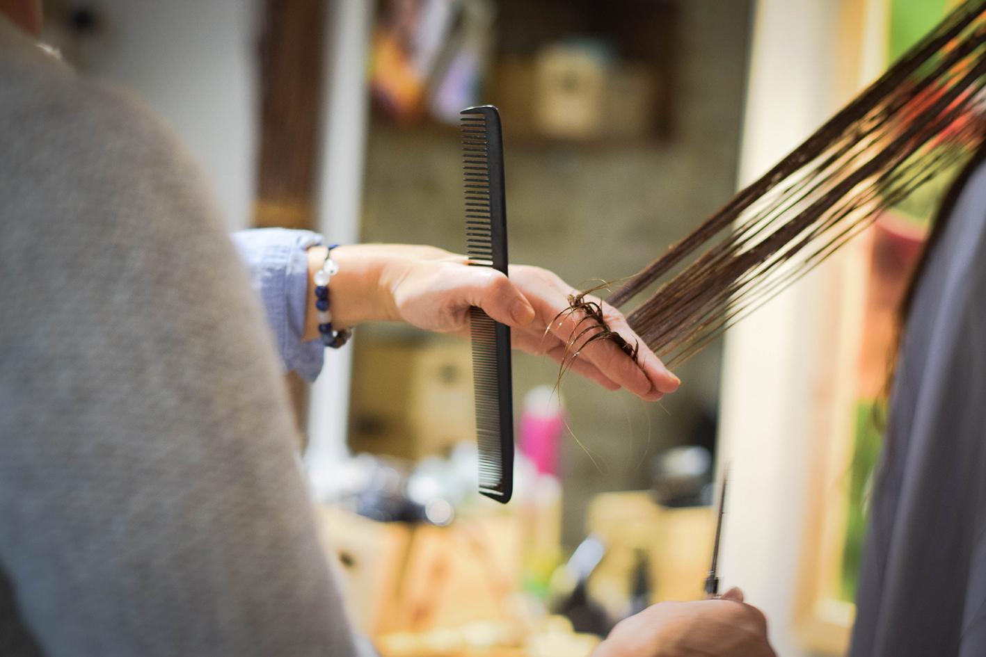 Kokliko for Salon de coiffure caen