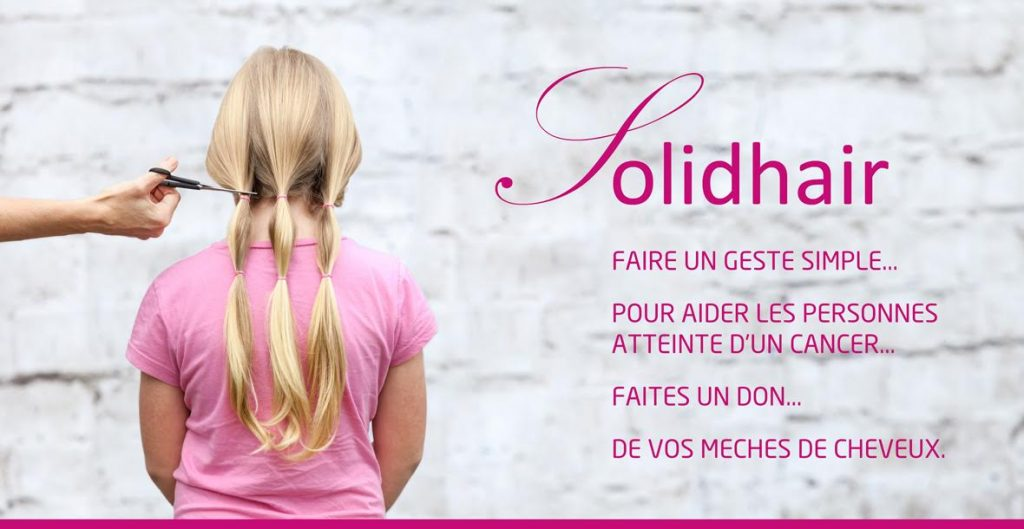 Dons cheveux coiffeurs solidaires